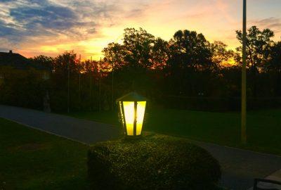 Sonnenuntergang - BSFZ Schielleiten