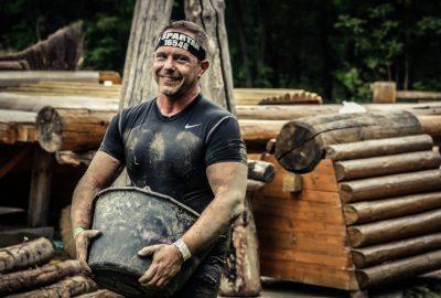 Spartan Race - Bucket Brigade